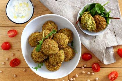 Falafels ou boulettes de pois chiche