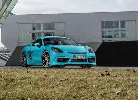 TechArt s'attaque aux Porsche 718