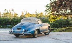 Enchères : Porsche 356A barn-find