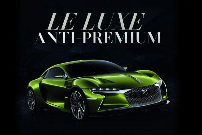 Livre : DS, le luxe anti-premium