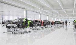 McLaren mise sur l'électrique