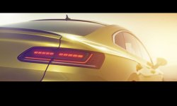 VW Arteon : premiers teasers