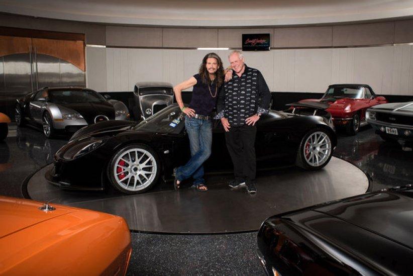 La Venom GT Spyder de Steven Tyler aux enchères