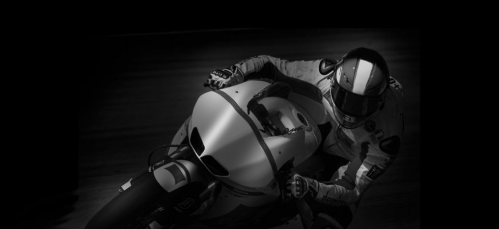 I-Way : et maintenant, un simulateur de Moto GP !