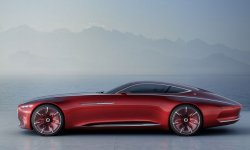 Concept Vision Mercedes-Maybach 6