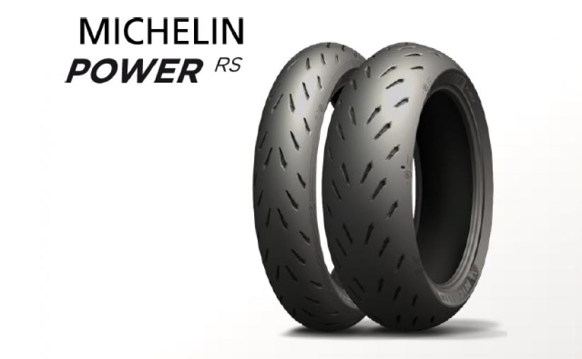 Michelin Power RS : nouveau pneu sport route 2017