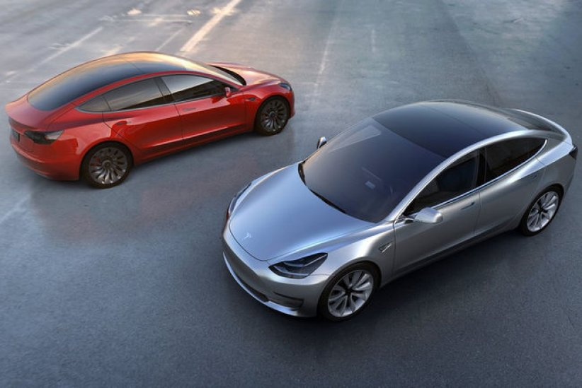 La Tesla Model 3 aura le Ludicrous Mode