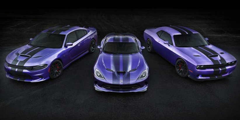 Dodge prolonge l'offre Plum Crazy