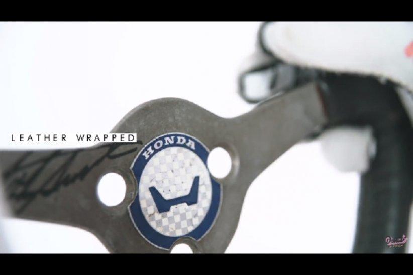 Vidéo : évolution des volants de F1