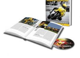 """""""Kenny, Freddie et les autres"""" : les Américains des GP 500, livre + DVD"""