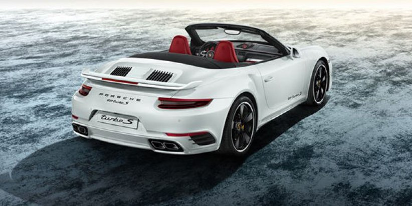 Porsche Exclusive 911 Turbo S Cabriolet