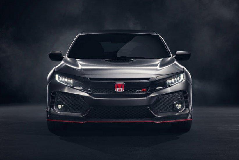 La Honda Civic Type R sera à Genève