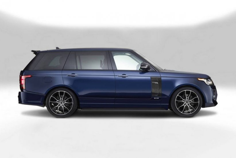 Range Rover London Edition