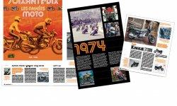Années 70, l'âge d'or de la moto !
