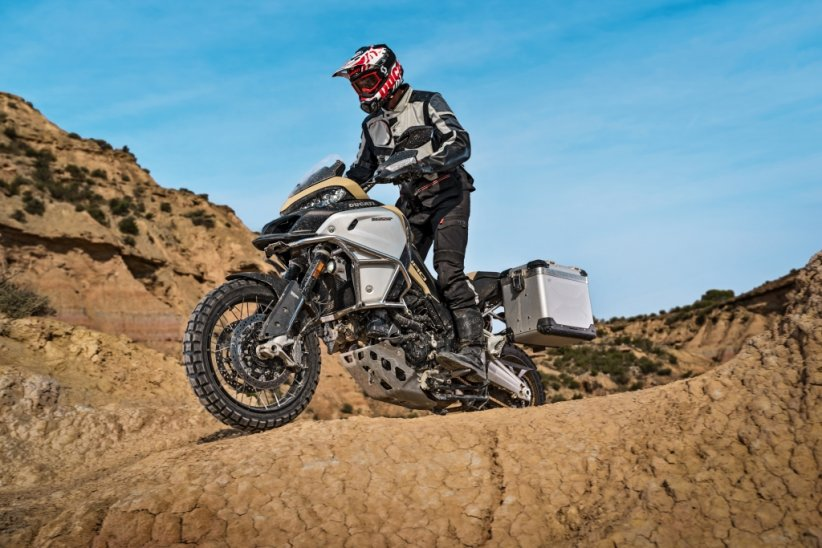 Ducati Multistrada Enduro Pro 2017 : la MTS1200 Adventure !