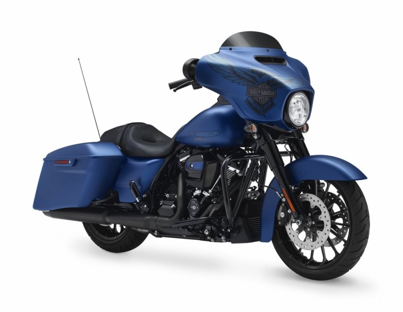 Harley-Davidson 2018 Street Glide Special 115th Anniversary