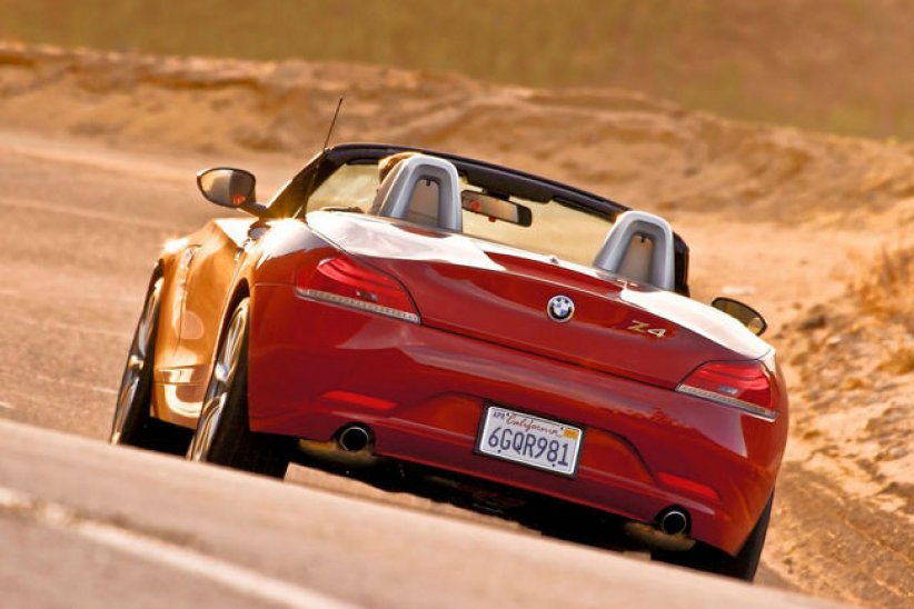 Fin de production pour la BMW Z4