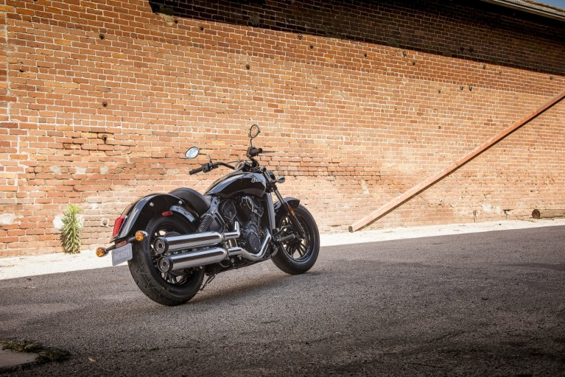 Indian Sixty Scout 2017