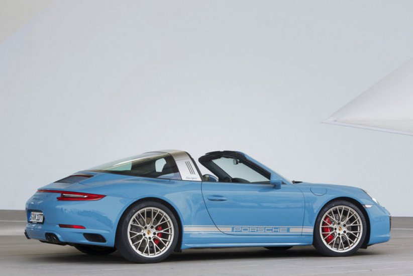 Porsche Exclusive : 911 Targa 4S