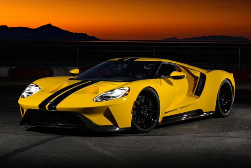 Ford GT : une informatique complexe