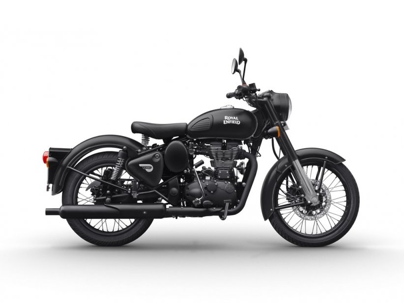 Royal Enfield Bullet 500 Classic 2018
