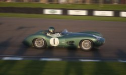 Aston Martin au Goodwood Revival 2016