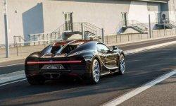 Bugatti Chiron tentera un record de vitesse en 2018