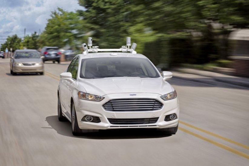 Des modèles Ford autonomes dès 2021