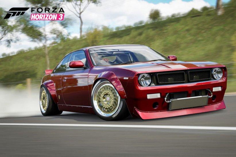 Forza Horizon 3 : pack Alpinestars