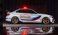 BMW M2 Safety-Car MotoGP 2016