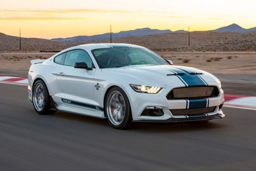 Shelby American Super Snake 50th Anniversary