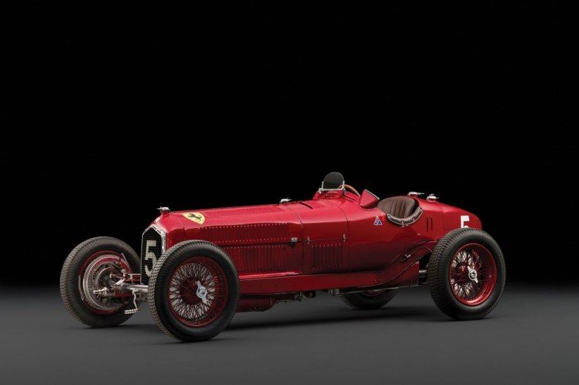 Alfa Romeo Tipo B P3 1934
