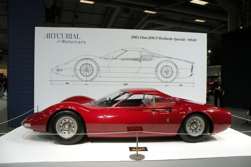 Dino 206P Berlinetta Speciale