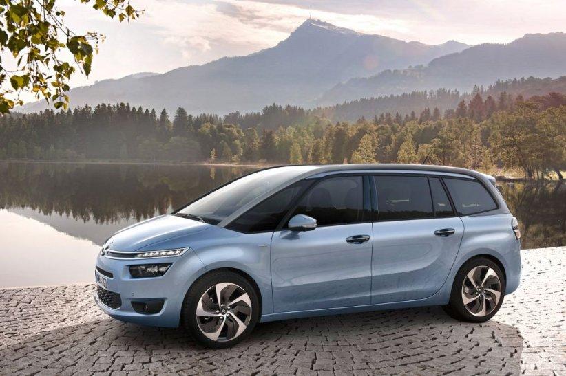 Citroën Grand Picasso : dès 22 150 euros