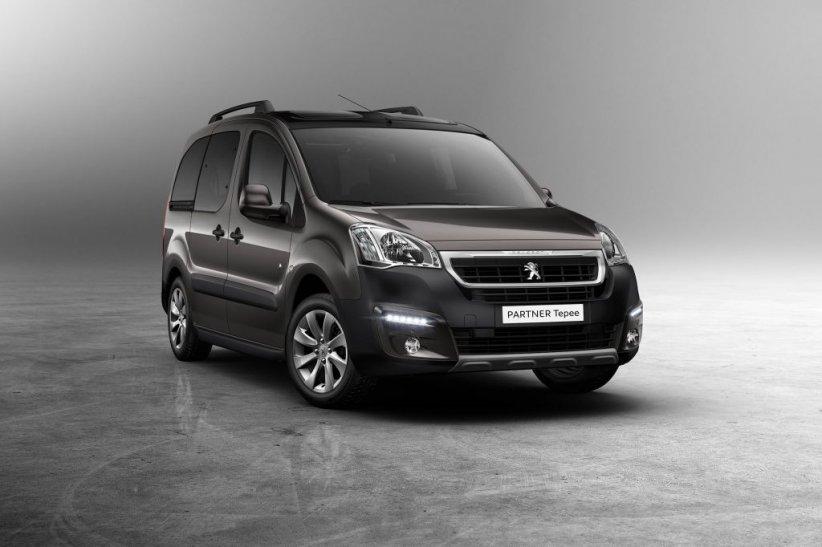 Peugeot Partner Teepee : dès 22 800 euros