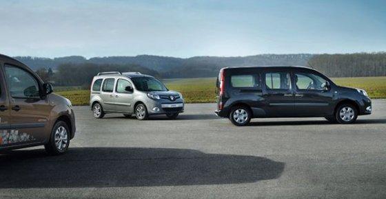 Dix véhicules de 7 places à moins de 25 000 euros