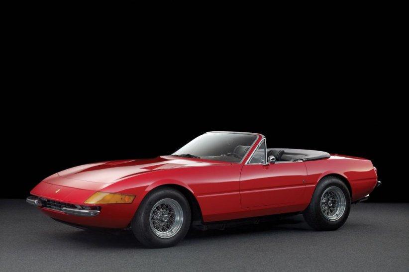 Ferrari 365 GTB/4 Daytona Spider 1973