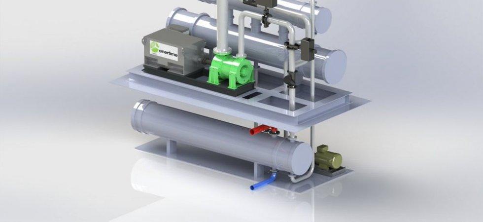 Enertime va participer à un projet européen de centrale biomasse en Italie
