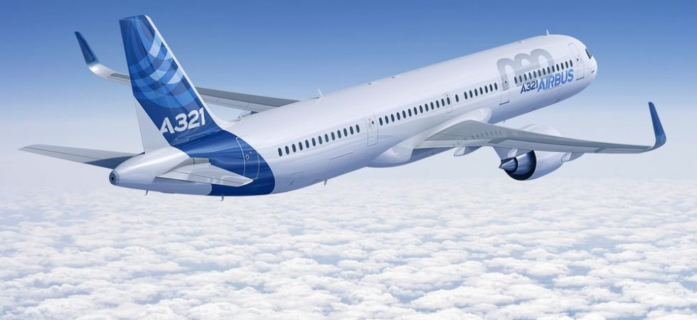 BOC Aviation commande 5 A321 à Airbus