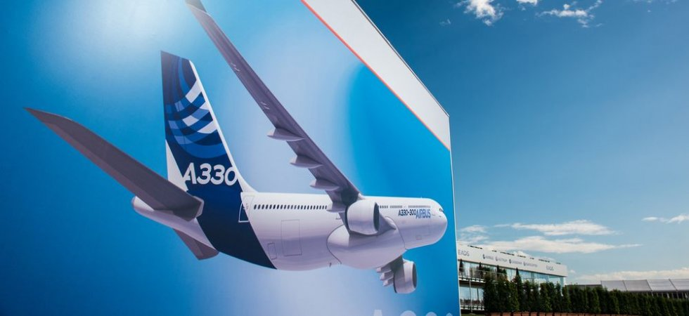 Airbus confirme la suppression d'un millier d'emplois