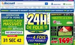 Cnova : vise toujours un ROC légèrement positif pour Cdiscount France