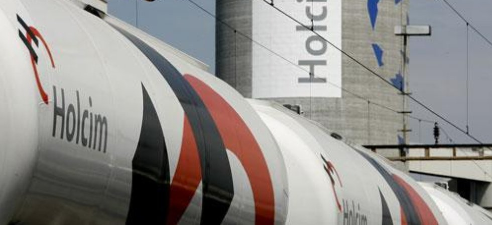 LafargeHolcim poursuit l'optimisation de sa dette