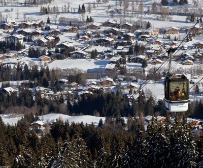 Les plus grandes stations de ski en France