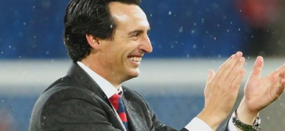 PSG : Unai Emery dévoile ses ambitions