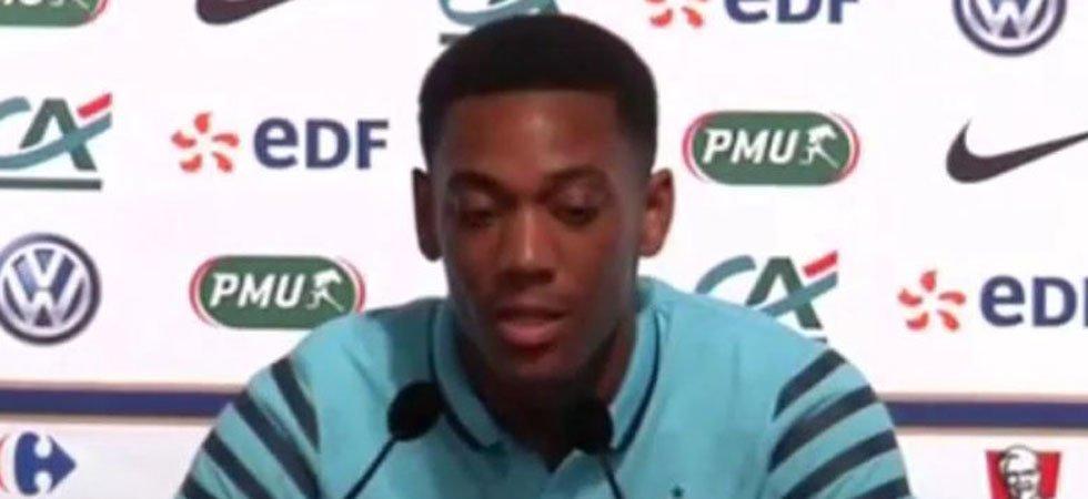 Anthony Martial dans le viseur du PSG