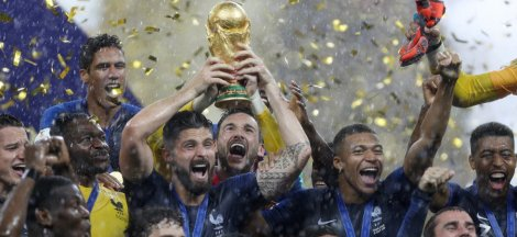 Coupe du monde : révolution en vue dès 2022 ?