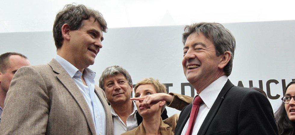 Présidentielle : Montebourg tenté par Mélenchon ?
