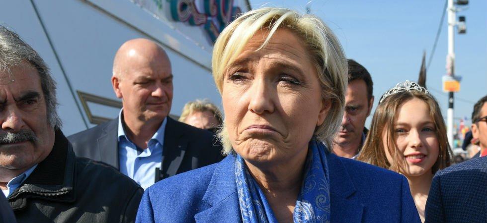 Assistants parlementaires : vers la levée de l'immunité de Marine Le Pen ?