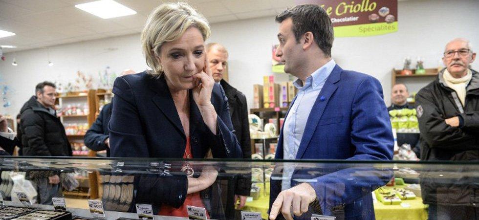 Sondages : la remontée d'Emmanuel Macron n'inquiète pas Marine Le Pen