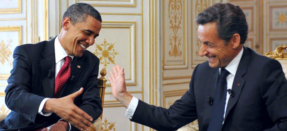Sarkozy à Obama :
